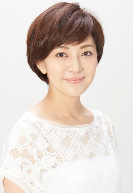 キュアブラック役・本名陽子