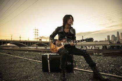 TAKURO(GLAY) ソロアルバムから地元への想いを込めた「鼓動」をラジオオンエア解禁