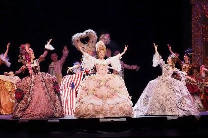 現代社会に歴史が鋭く問いかける、ミュージカル『マリー・アントワネット』開幕~笹本玲奈のマリーを観た