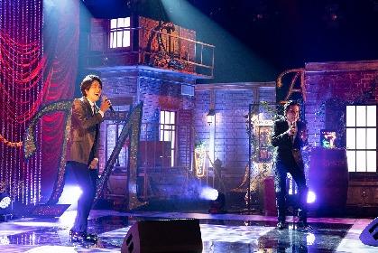 井上芳雄&中川晃教による『モーツァルト!』の楽曲披露が決定「僕らのミュージカル・ソング2020 第二夜」 『ハデスタウン』のリーヴ・カーニーとエヴァ・ノブルザダも出演