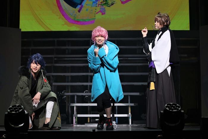 シブヤ・ディビジョン (C)『ヒプノシスマイク-Division Rap Battle-』Rule the Stage 製作委員会