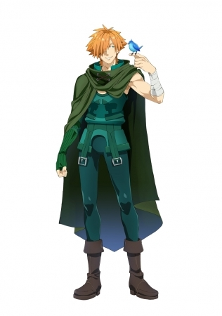 アーチャー(CV:鳥海浩輔)  (C)TYPE-MOON/Marvelous, Aniplex, Notes, SHAFT
