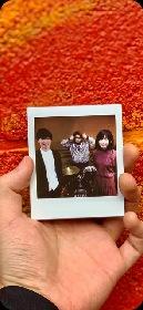 Base Ball Bear 自身のレーベルから9月に第二弾EPリリース&秋ツアー開催
