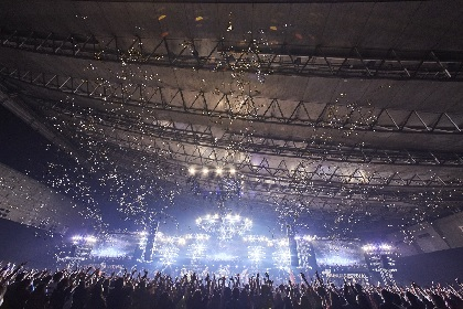 YOSHIKIを筆頭に90年代から現在までのバンドシーンを繋いだ夢の共演 『テレビ朝日ドリームフェスティバル2019』3日目
