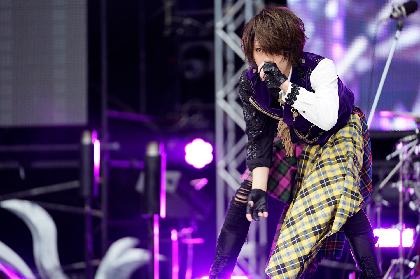 佐藤流司率いるThe Brow Beat 野音ライブで未発表曲披露&渋谷公会堂2daysワンマン決定