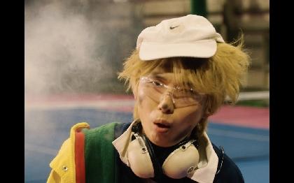 Mega Shinnosuke、新曲「Sports」のMVをYouTubeプレミア公開決定 インスタライブも実施