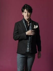 宮原浩暢(LE VELVETS)のゲスト出演が決定 『大井健presents ワインとピアノ 極上のマリアージュ』《ホワイトデー》