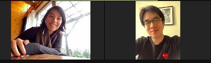 福原みほ × チャーリー・リム 海を越えたコラボレーションで描く愛と拓く新境地