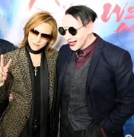 ジーン・シモンズ、A.J.らが『WE ARE X』についてコメント、マリリン・マンソンはYOSHIKIとのレコーディングを明言