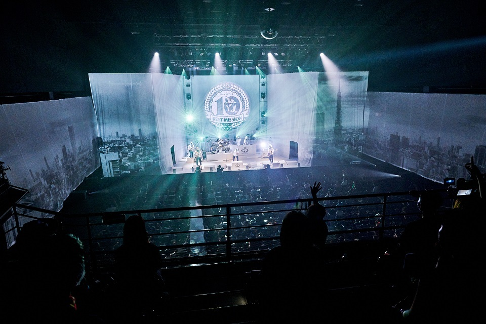 "MAN WITH A MISSION『MAN WITH A ""REBOOT LIVE & STREAMING"" MISSION』"