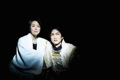 戦後演劇史の金字塔『子午線の祀り』が、野村萬斎の新演出で力強く再生