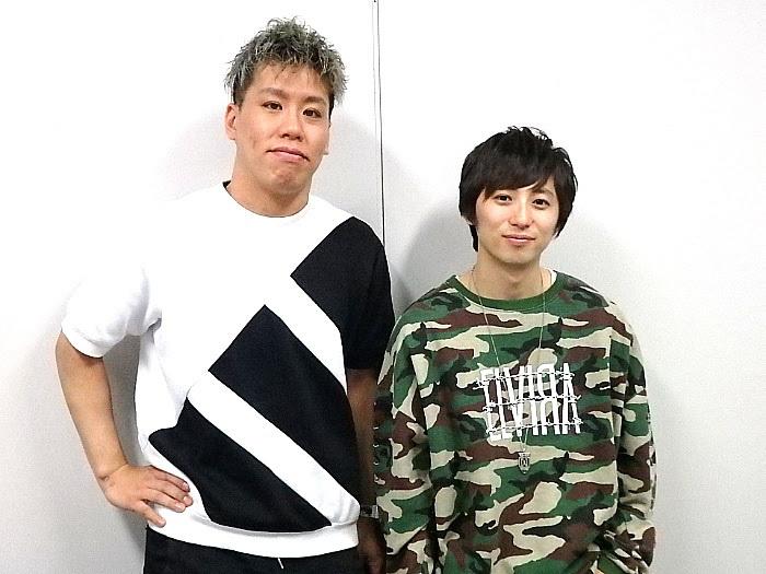 『ピカイチ!』2社合同インタビューにて(撮影/石橋法子)