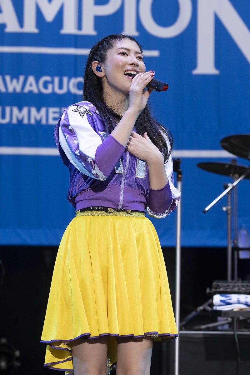 SUMMER CHAMPION 2019 ~Minori Chihara 11th Summer Live~より