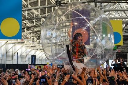 水カン、サイサイ、TPDら熱演!アメリカ「J-POP SUMMIT」に2万人以上