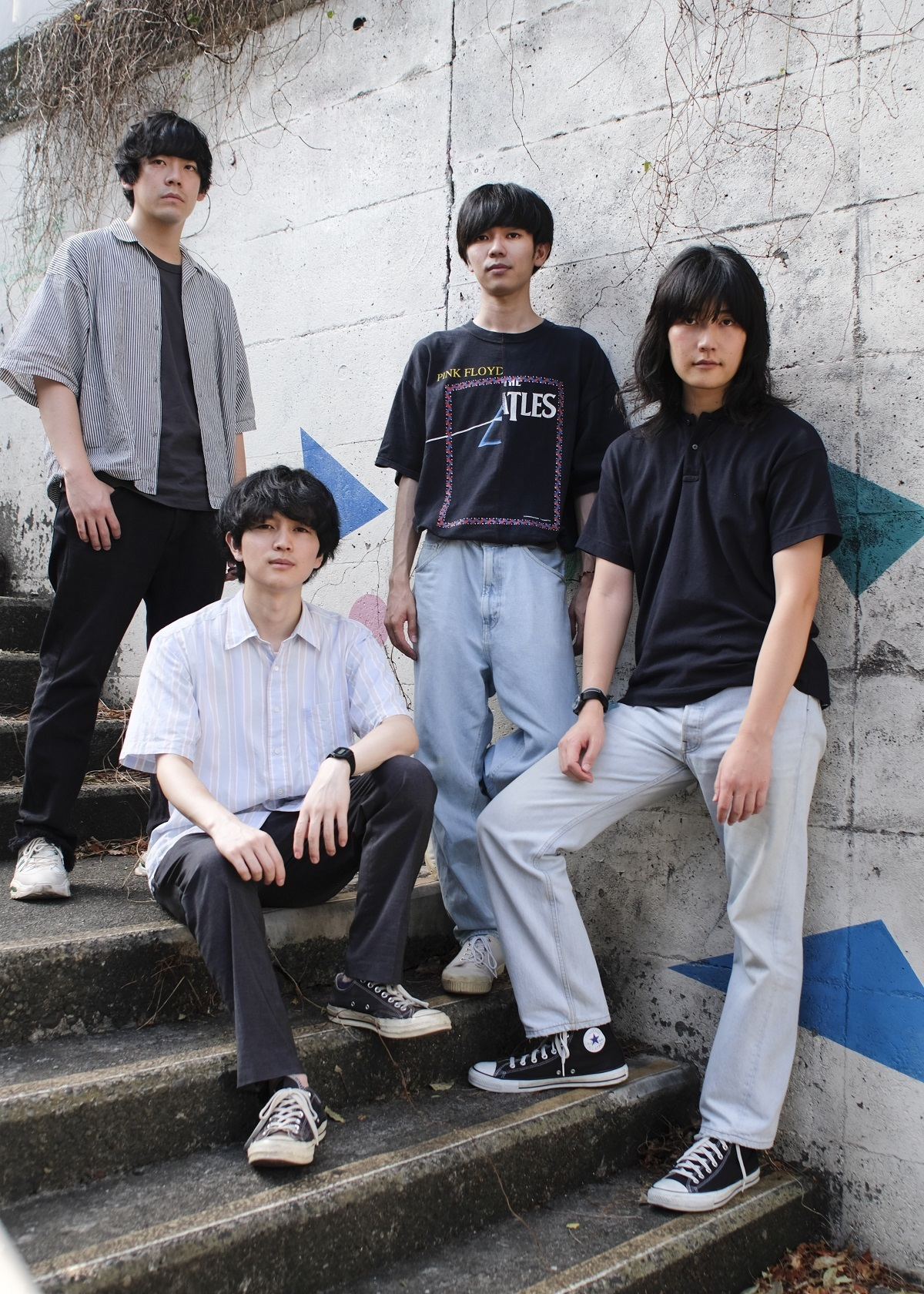The Songbards 撮影=横井明彦