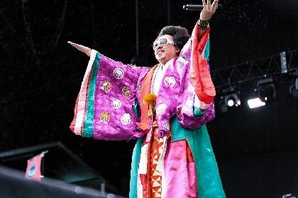 FUJI ROCK FESTIVAL'17 フォトギャラリー・DAY3[前篇]