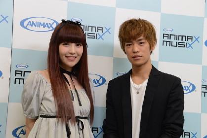 「ANIMAX MUSIX」第1弾で小野賢章、黒崎真音、May'nら豪華12組