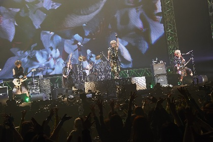 NIGHTMARE 結成20周年、新曲も披露し復活のエネルギーに満ちた横浜アリーナ公演をレポート