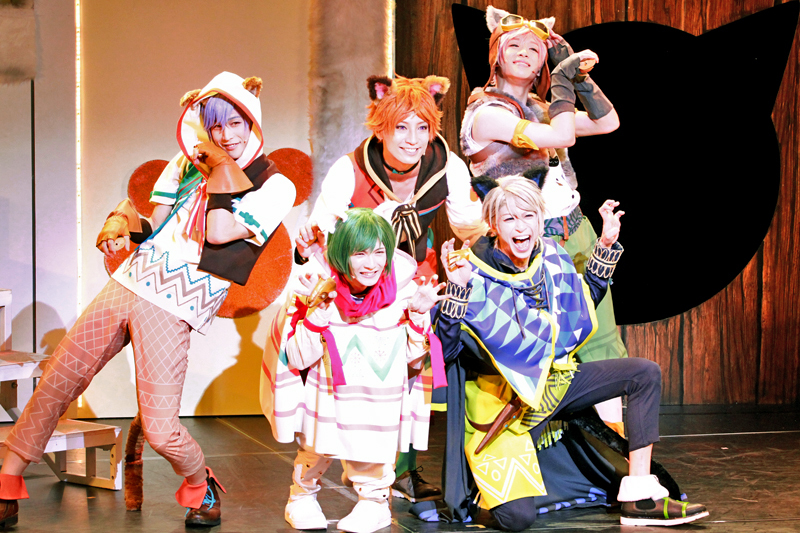 MANKAI STAGE『A3!』~2019SUMMER~   (C)Liber Entertainment Inc. All Rights Reserved. (C)MANKAI STAGE『A3!』製作委員会2019