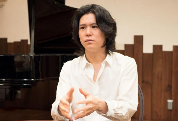 吉田誠(photo:大野要介)