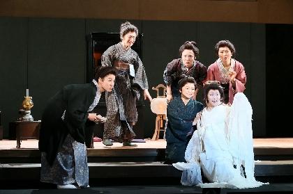 永作博美主演、井上ひさしの名作『頭痛肩こり樋口一葉』が笑いと感動を呼びつつ絶賛上演中