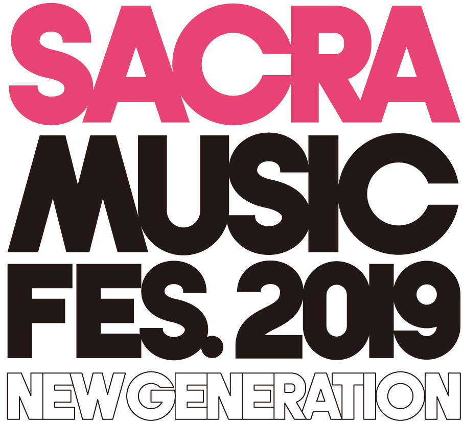 SACRA MUSIC FES.2019 -NEW GENERATIONロゴ