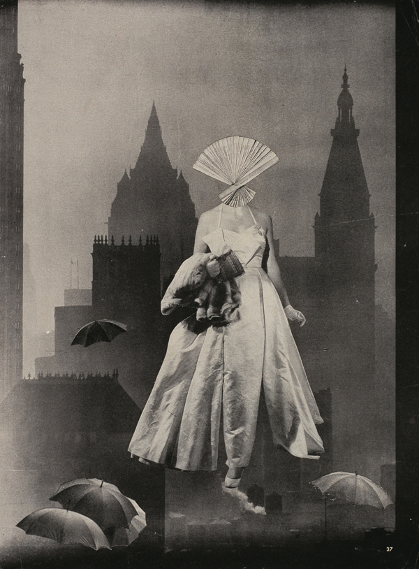 《夜間訪問》©Okanoue Toshiko, 東京国立近代美術館蔵  Visit in Night (C)Okanoue Toshiko, Collection of the National Musuem of Modern Art, Tokyo