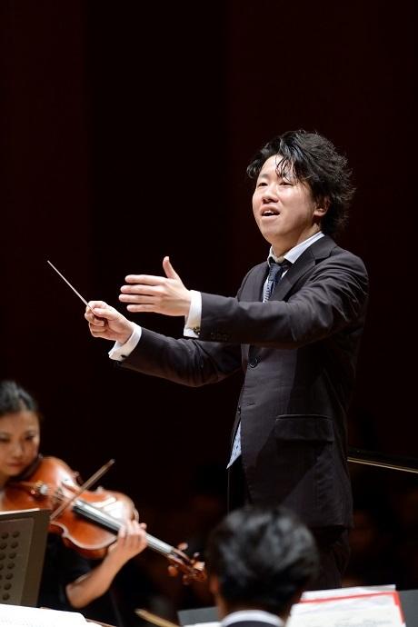 川瀬は「お客様の貴重な時間を価値のあるものにする責任がる!」と語る 写真提供:神奈川フィルハーモニー管弦楽団