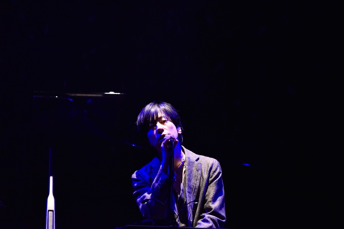 ROCKIN' QUARTET vol.3 撮影=高田梓