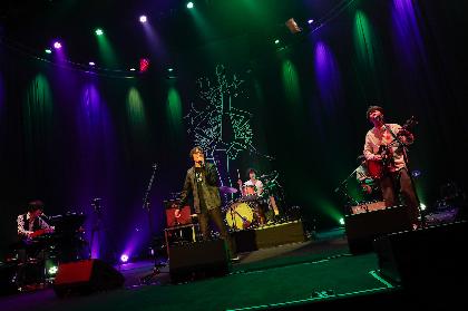 真心ブラザーズ、東名阪ツアーファイナル・日本青年館ホール公演『Cheer up!006』のオフィシャルレポートが到着
