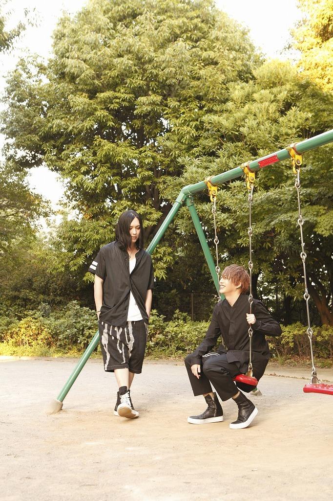 RUKA(LSN,NIGHTMARE)×将(A9,DIAWOLF) 撮影=北岡一浩