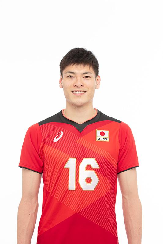 高橋健太郎選手