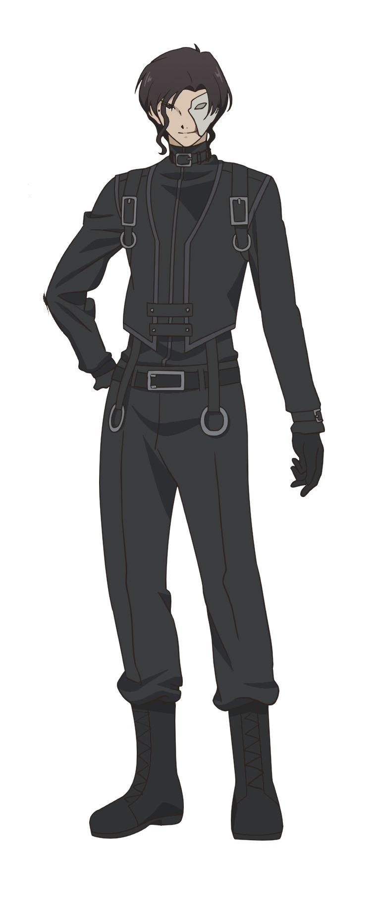 ハイドラント(戦闘服) (c)秋田禎信・草河遊也・TOブックス/魔術士オーフェンはぐれ旅製作委員会