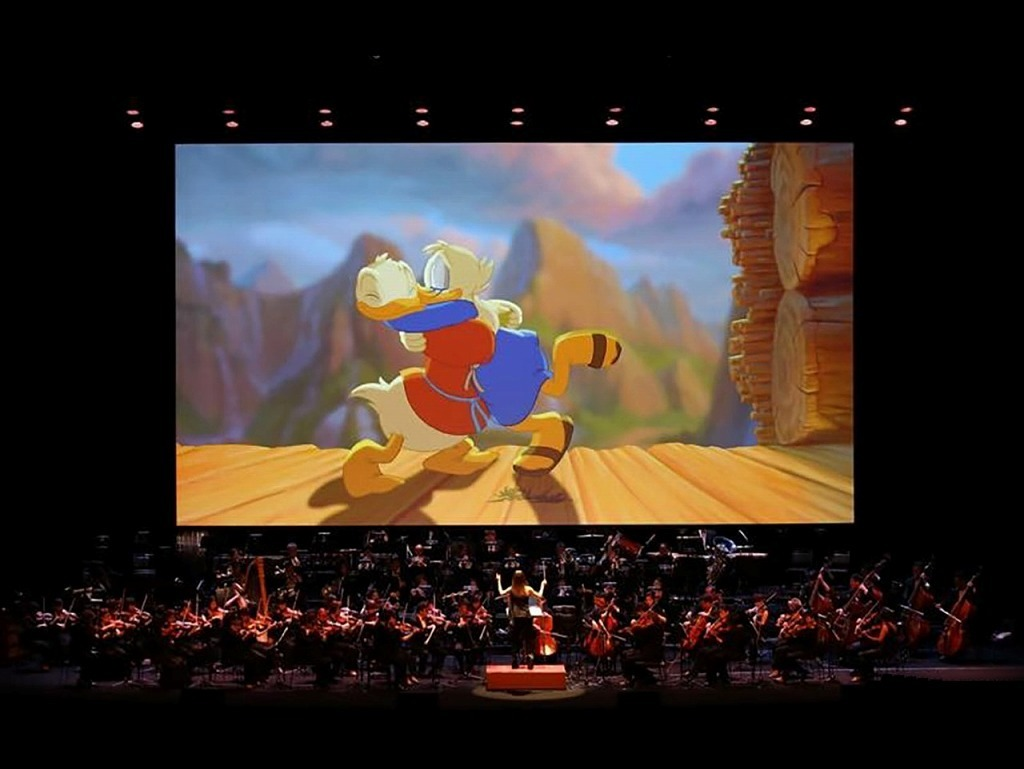 エルガー「威風堂々」より  Presentation made under license from Disney Concerts© Disney All rights reserved