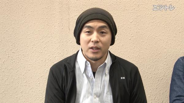 マキーフン「胎内」演出を務める船岩祐太