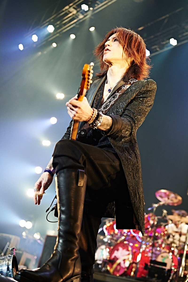 LUNA SEA/SUGIZO:SLAVE限定GIG 2015 The Holy Night –To The Next Dimension-