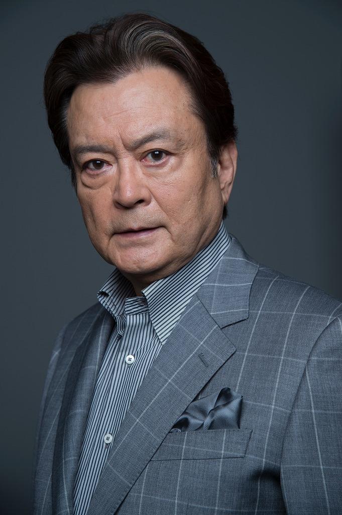 大和田伸也 (C)ホリプロ