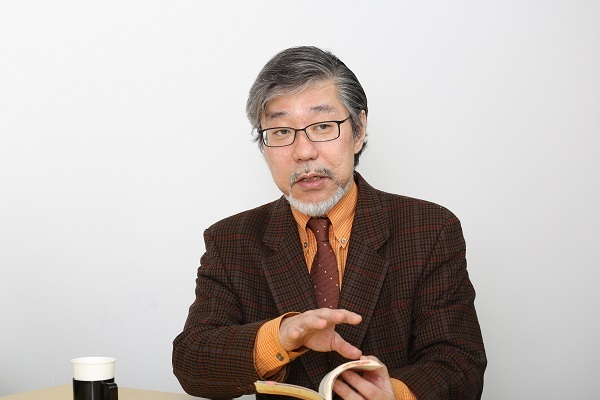 『オイディプスREXXX』河合祥一郎 撮影:宮川舞子