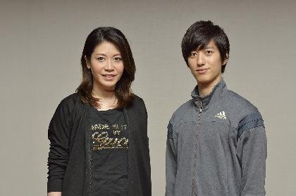 水田航生と悠未ひろに訊く 個性派&実力派の俳優たちで繰り広げる熱い音楽劇『ダニー・ボーイズ』とは