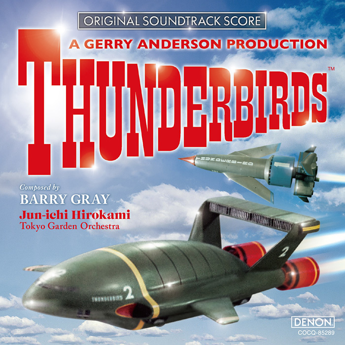 ©Thunderbirds ™ and ©ITC Entertainment Group Limited 1964, 1999 and 2016.  Licensed by ITV Ventures Limited.  All rights reserved.