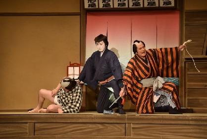 市川月乃助が三越劇場『六月新派特別公演』で2つの大役を奮闘中!