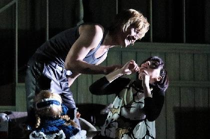 加藤和樹、凰稀かなめらが挑む舞台『暗くなるまで待って』いよいよ開幕へ~緊張感あふれる名作サスペンス