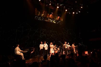 Penthouse、初のビルボードライブ東京ワンマンの公式レポート到着 新曲「Jukebox Driver」のティザー映像公開