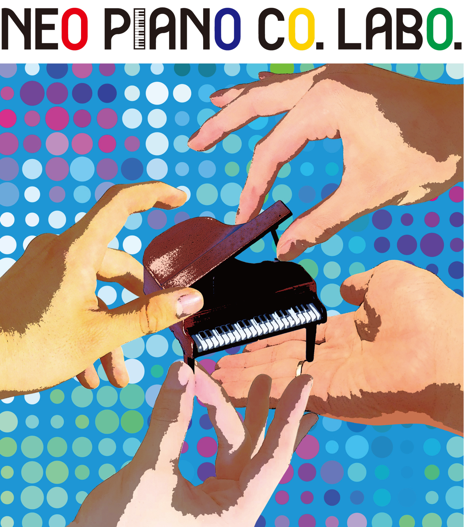 ピアノ・ラボラトリー・ライブ『NEO PIANO CO.LABO.』