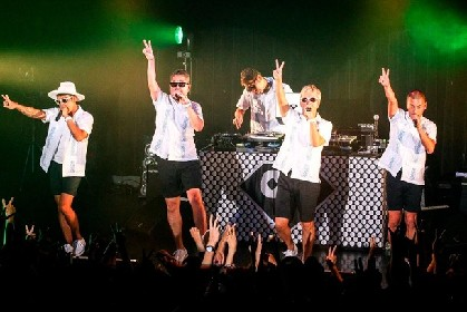 RIP SLYME東阪フリーライブ大成功、15年ぶりクアトロで「感慨もひとしお」