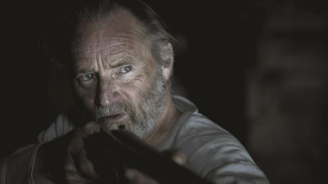 ブッチ・キャシディを演じたサム・シェパード。当時68歳。 (C) 2010 Eter Pictures AIE, Nix Films AIE, Arcadia Motion Pictures SL, Manto Films AIE