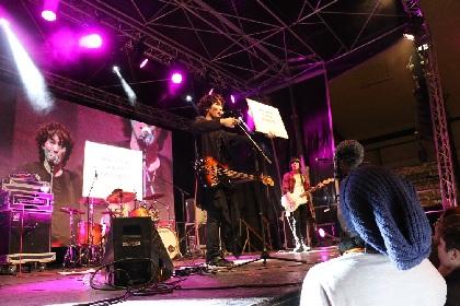BURNOUT SYNDROMES フランスでの初海外ライブが盛況