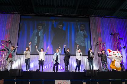 <AnimeJapan 2017>大河ドラマ経験のスタッフを追加『刀剣乱舞』 LiSAが熱唱『劇場版SAO』ステージ取材