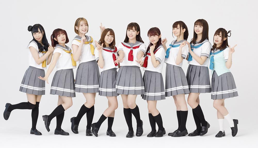 Aqours (c)2017 プロジェクトラブライブ!サンシャイン!!