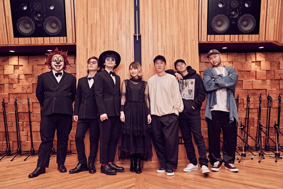 EPIK HIGH×End of the World(SEKAI NO OWARI)